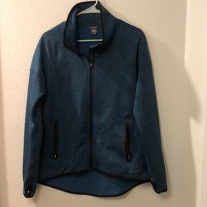 Eddie Bauer women's light jacket with thumb hole